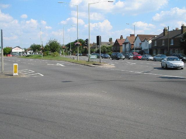 Brands Hill, near Colnbrook