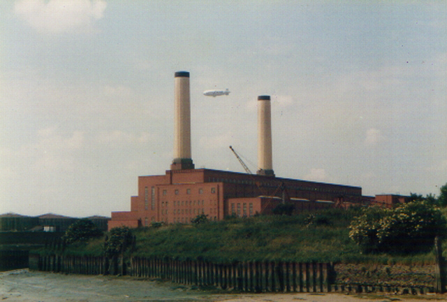 Brunswick Wharf  Power Station