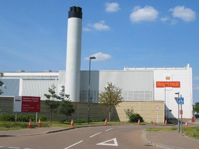 Heathrow Worldwide Distribution Centre, Langley