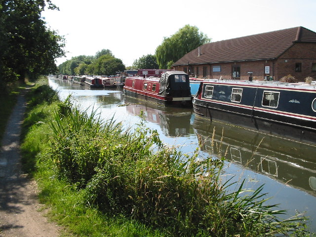 Grand Union Canal Slough Branch, near Langley