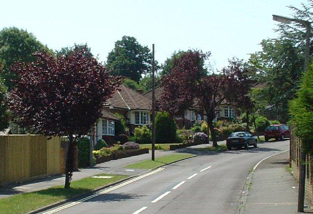 Commuter Land - Noel Rise, Burgess Hill