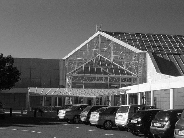 South Gyle Shopping Centre.