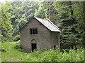 SO4566 : Pump House in Fishpool Valley by Kokai