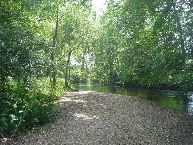 River Colne (Iver/Cowley borders)