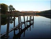 NR4268 : Loch Allan, Islay by Bob Jones