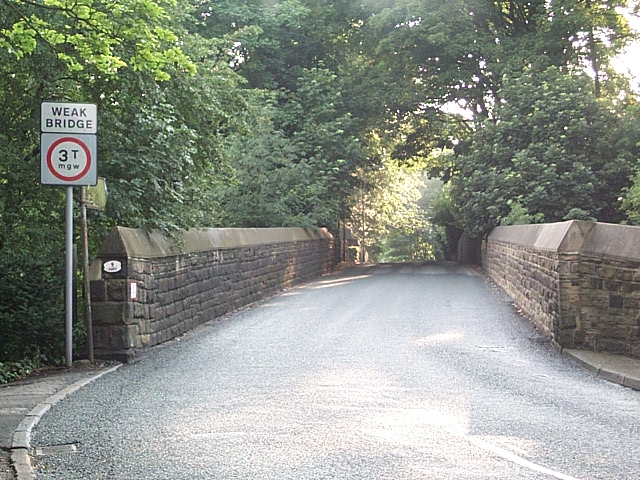 Railway bridge, Station Road