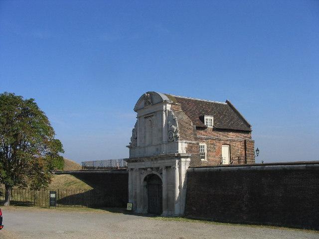 The Gatehouse, Tilbury Fort, Essex