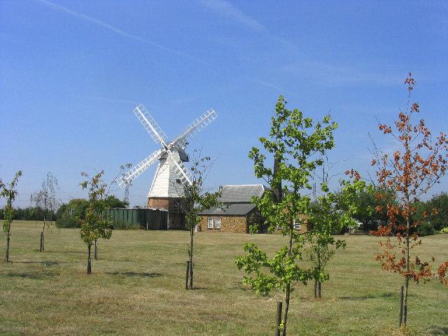 Orsett Windmill, Bakers Lane, Orsett, Essex