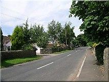 SK5073 : Elmton village by Philip Thompson