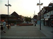 SU4512 : Bitterne Precinct, Southampton by GaryReggae