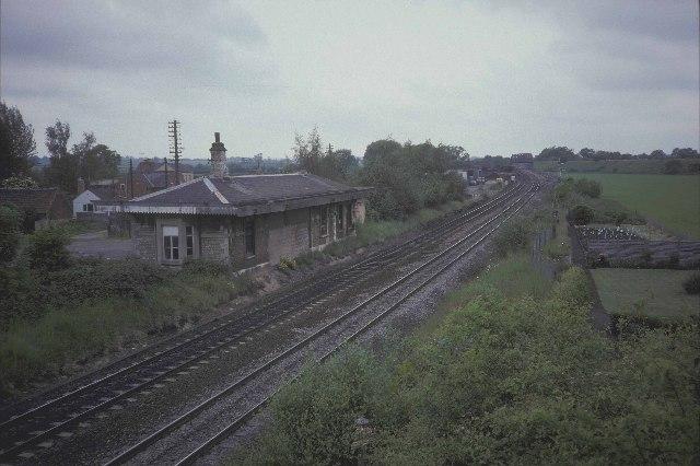 Aynho station