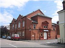 SP3265 : Urquhart Hall, Royal Leamington Spa by David Stowell