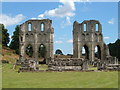 SK5489 : Roche Abbey by Alison Stamp