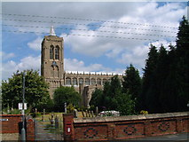 TF4024 : Gedney Church by Peter Latham