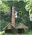 SK4378 : The Old Sawmill Renishaw Hall by Dennis Thorley