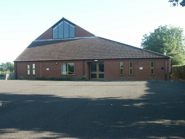 Village Hall, Little Melton