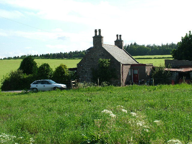 House at Upper Coullie