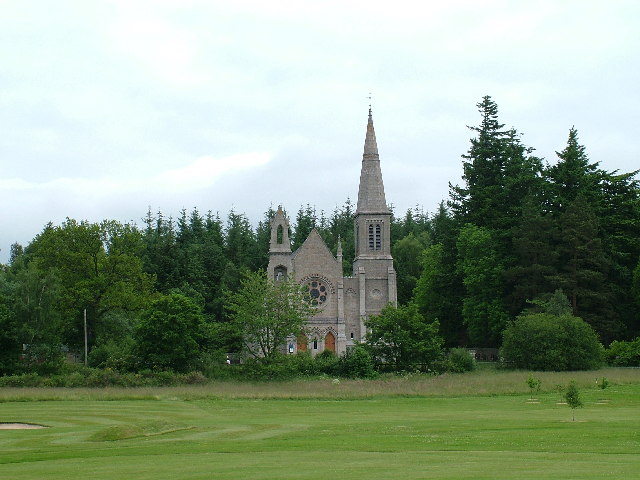 Cromar Parish Church