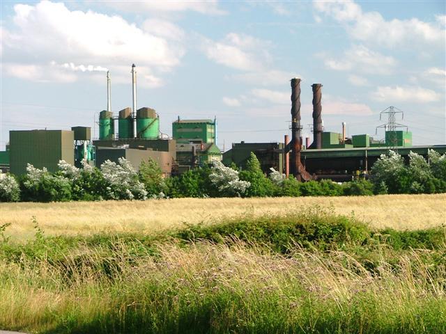 Elementis Chemical Works, Urlay Nook