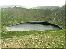 NY3415 : Red Tarn by Nigel Davies