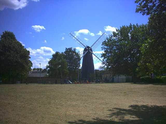 The Windmill, Windmill Gardens, Brixton.