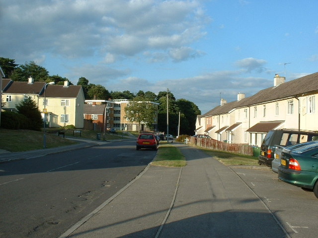 Thornhill Park estate, Southampton