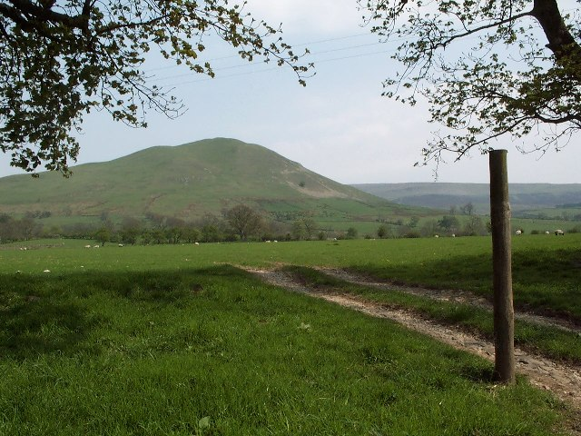 Dufton Pike from the west