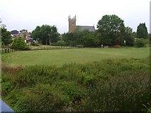 SK6515 : Holy Trinity Church, Thrussington by Kate Jewell