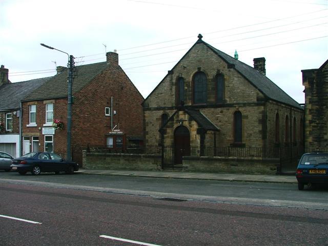 St Andrew's Methodist Chapel, Langley Park