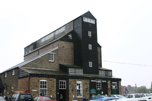 Battlesbridge Mill