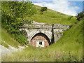 SE8763 : Burdale Tunnel by Ian Lavender