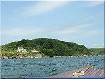 SX2551 : Looe Island by Paula Goodfellow