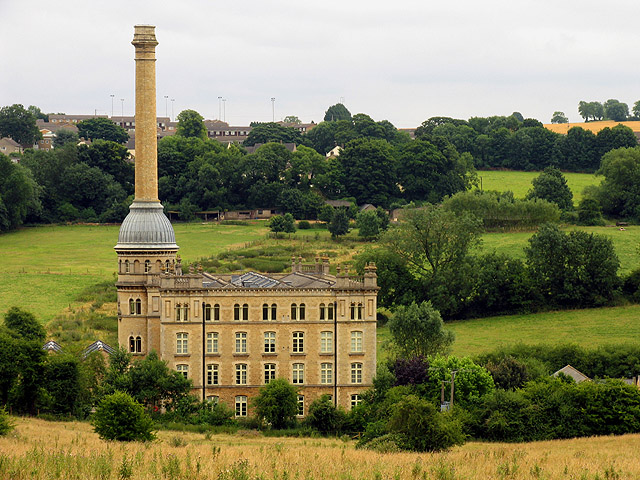 Bliss Mill and Chipping Norton
