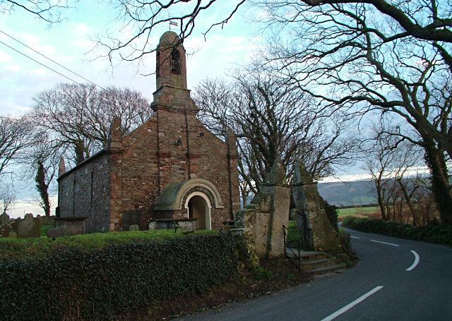 Ballaugh Old Church - Isle of Man