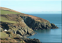 SC4278 : Groudle Headland - Isle of Man by Jon Wornham