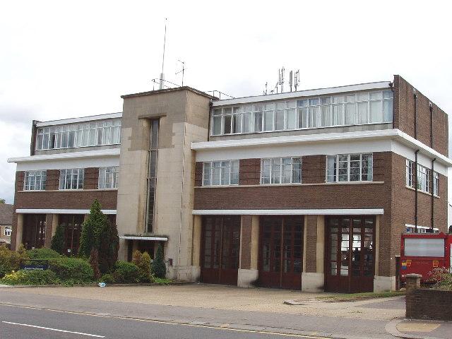 Wembley Fire Station, Harrow Road