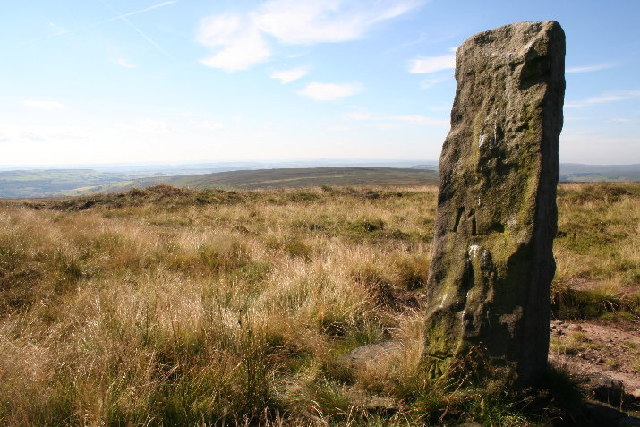 Standing Stone, High Brown Knoll Edge