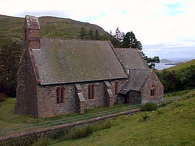 The New Church of St. Martin
