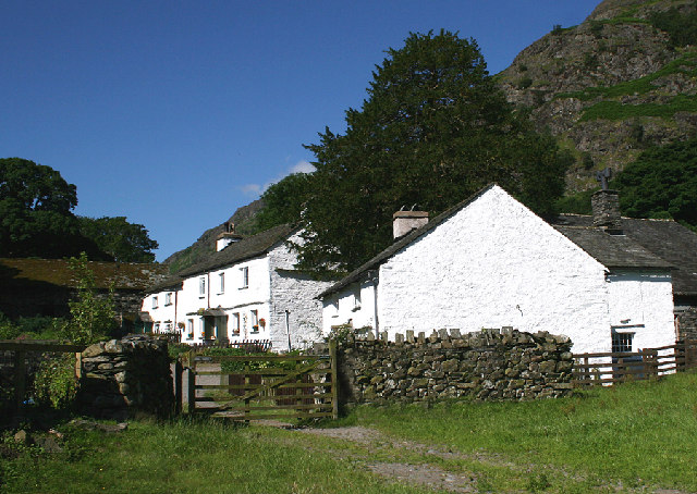 Low Yewdale Farm