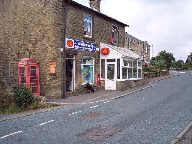 Wadsworth Post Office, Chiserley