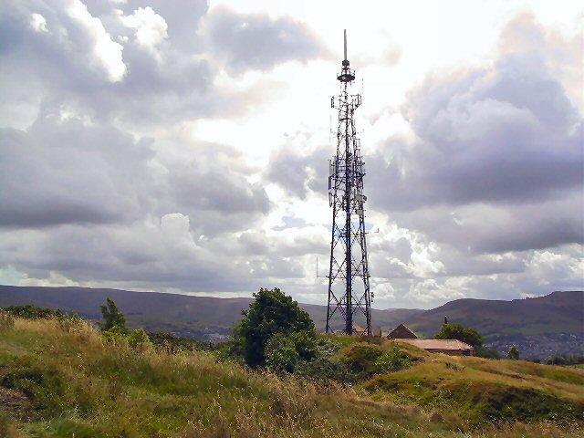 Bankswood Radio/TV Mast