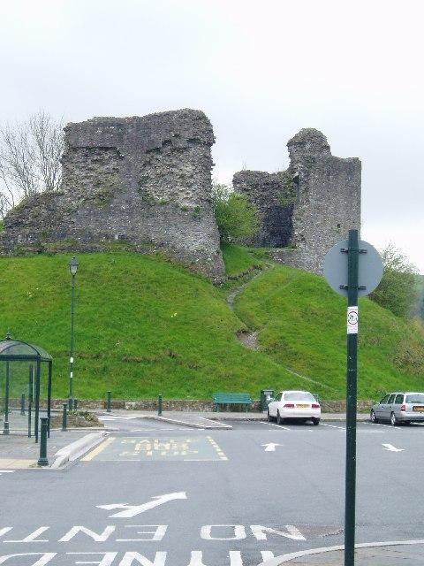 Llandovery Castle