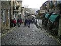 SE0337 : Main Street, Haworth by DS Pugh