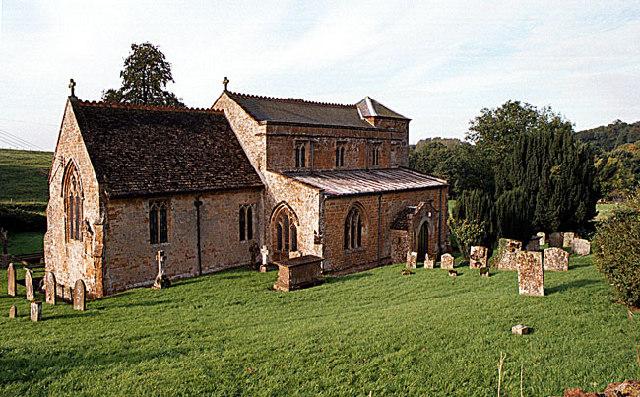 St Peters Church. Drayton