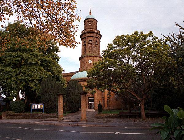 St Mary's Church. Banbury