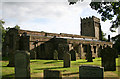 NY7913 : St. Michael's Church, Church Brough by George Ford
