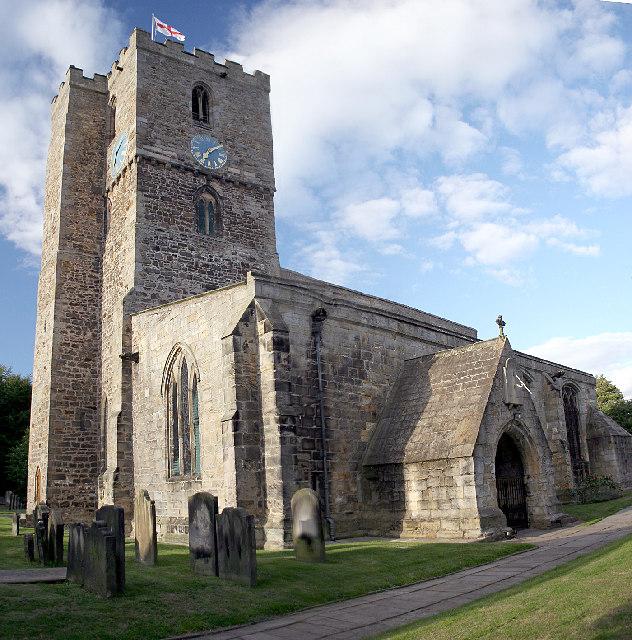 Staindrop Parish Church