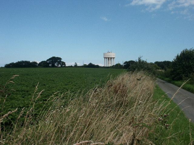 Water Tower, East Ruston