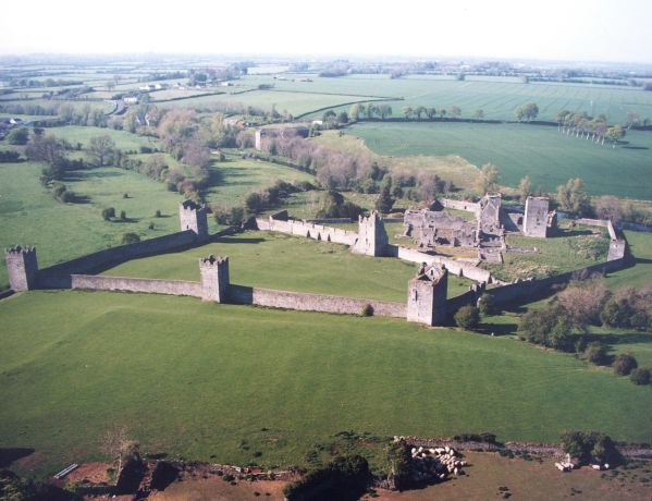 Kells Priory, Kells, County Kilkenny