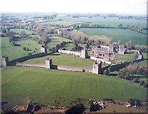 S4943 : Kells Priory, Kells, County Kilkenny by Dave Henderson